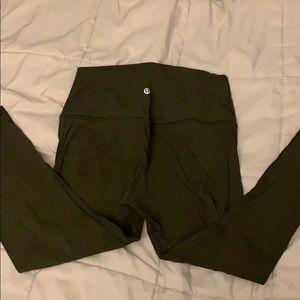 """Lululemon Align Pants 21"""""""